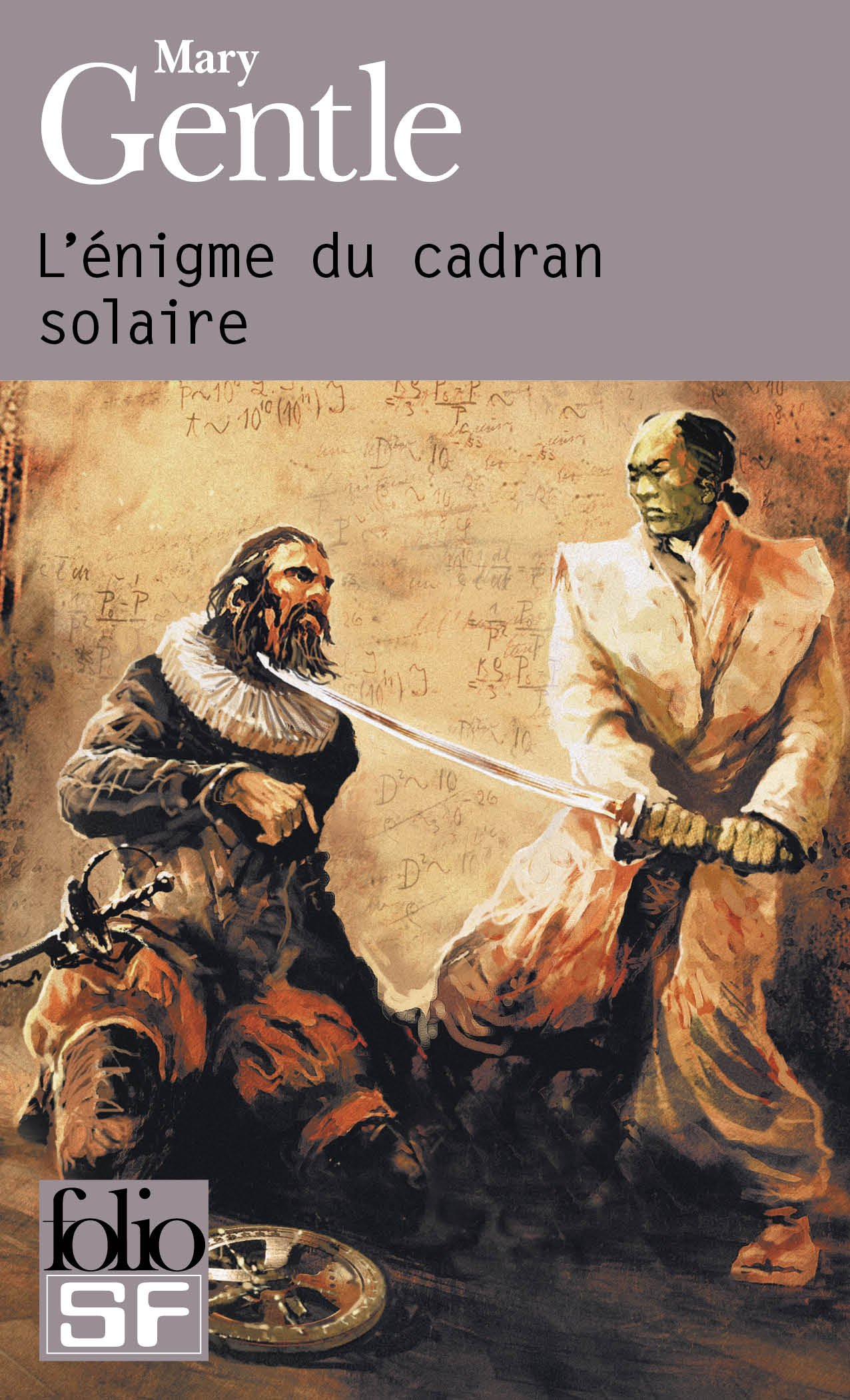 Enigme Du Cadran Solaire (Folio Science Fiction) (English and French Edition) pdf