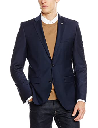 CG - Club of Gents Andy SS, Chaqueta de Traje para Hombre ...