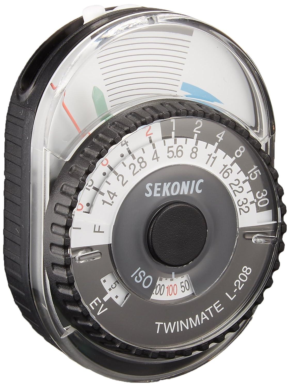 Fotómetro Sekonic SE L-208 TwinMate