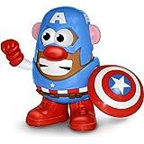 Hasbro - Figurine Marvel Mr Patate - Captain America 15cm - 0801452502445