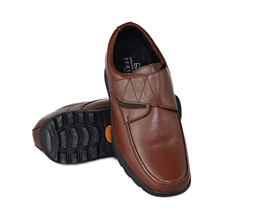 7c30d188 Zerimar Zapatos con Alzas Interiores para Hombres Aumento 7 cm | Zapatos de  Hombre con Alzas