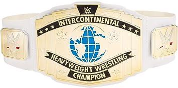 livraison gratuite sans précédent classique Mattel Ceinture de catch - Championnat intercontinental WWE - Version  Anglaise