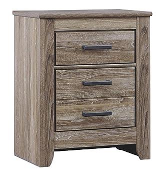 Amazoncom Ashley Furniture Signature Design Zelen Nightstand
