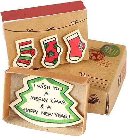 Immi - Caja de cerillas (3 unidades, tamaño pequeño), color ...