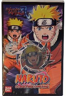 Naruto Panini Premium Trading Cards Display 24 Tüten