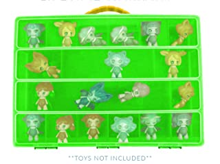 Beyblade Case, Toy Storage Carrying Box. Figures Playset Organizer. Accessories For Kids by LMB
