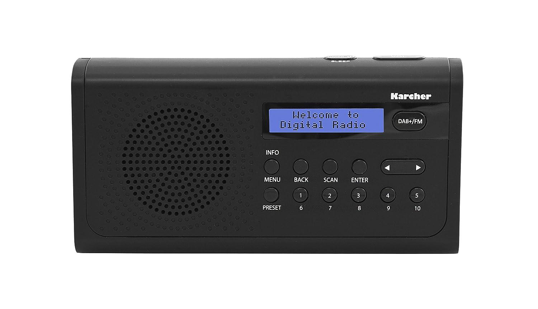Tragbare Bluetooth Digital Radio Empfänger Dab Dab Fm Radio Player Mit Alarm Uhr Für Ältere Geschenk Musik Nachrichten Stereo Lautsprecher Tragbares Audio & Video Unterhaltungselektronik