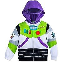 Disney Buzz Lightyear Disfraz con Capucha para niños - Toy Story Multi