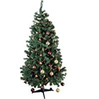 Homegear Deluxe 6ft 700/1000 Tips Artificial Xmas/Christmas Tree