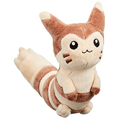 Pokemon Center Original Plush Doll fit Furret: Toys & Games