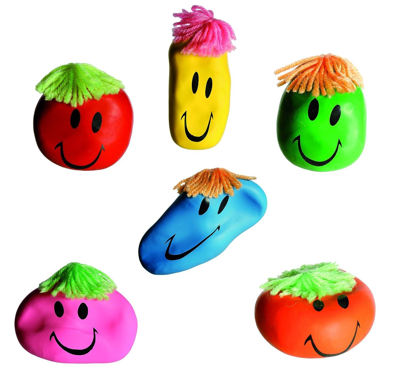 Funny Face Anti Stress Ball Boys Boys & Girl Girls Childrens