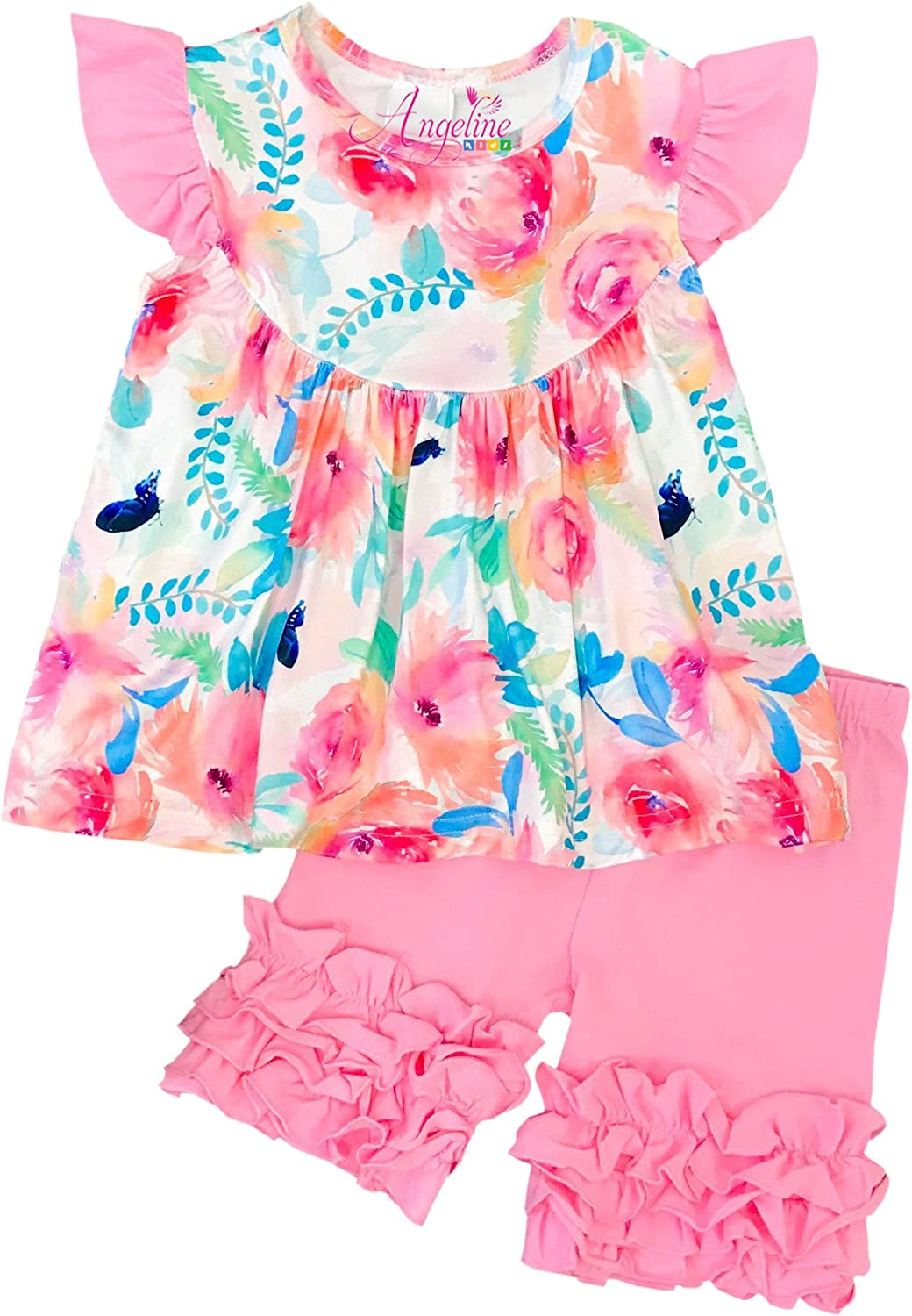 4346872bb3f1f PLEASE CHOOSE THE SIZE YOUR GIRL USUALLY WEARS. DO NOT refer to AMAZON\'s  General Size Chart. Size 2T is for average 2-3 year-old girls.