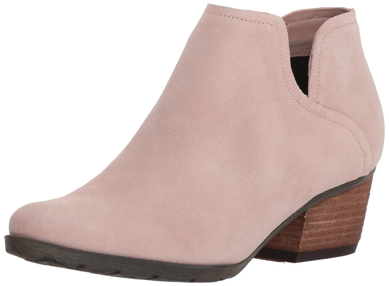 Blondo Women's Victoria Waterproof Rain Shoe B079FXDGXS 7.5 B(M) US|Light Pink Suede