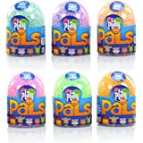 Educational Insights Playfoam Pals Series 1 (6), Multicolor, 6-Pack