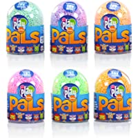 Educational Insights Playfoam Pals Wild Animals Surprise Egg with Hidden, Multicolor, 6 Pack