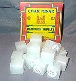 Camphor Tablets 200 g (64 tablets) CHARMINAR Brand