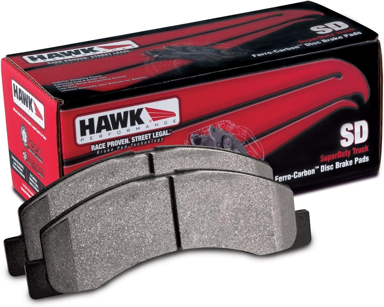 Hawk Performance HB760B.620 Brake Pad