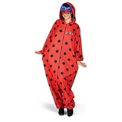 My Other Me Me Me- Pijama Lady Bug Disfraz Color rojo X-small ...