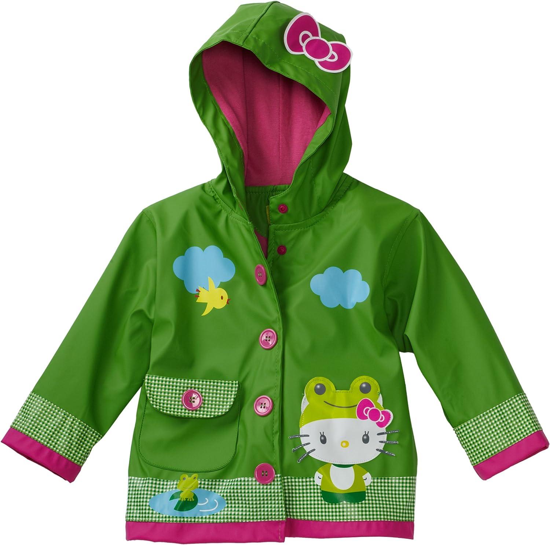 Western Chief Girls Hello Kitty Rain Jacket