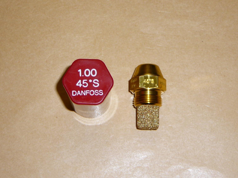 Boquilla pulverizador s solido 45 3,72kg//h Danfoss s