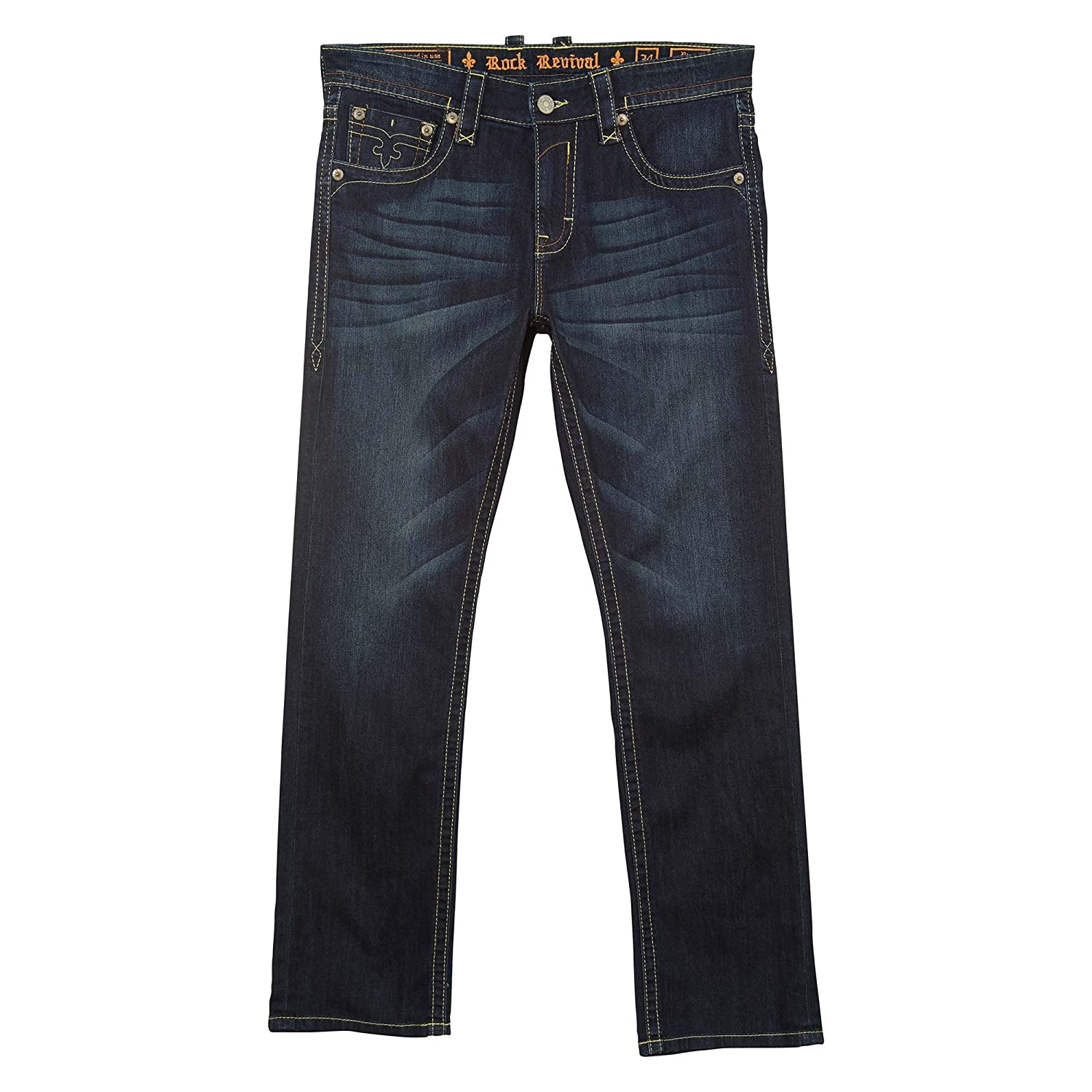 Rock Revival Jeans Mens