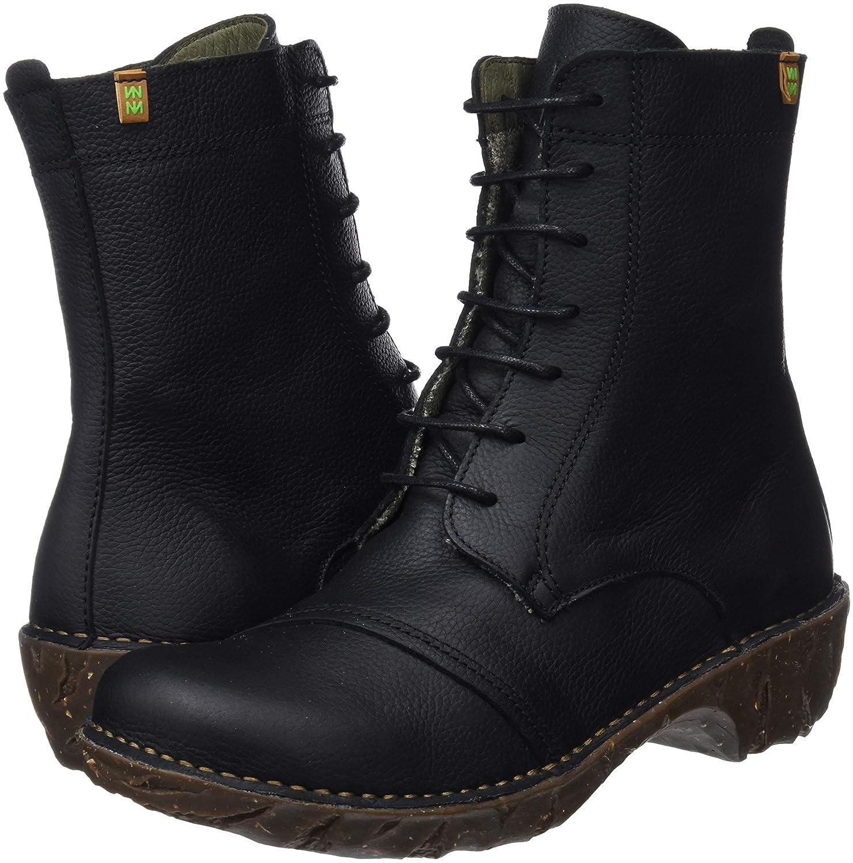 El Naturalista Ng57 Soft Grain Negro/Yggdrasil, Botas Botas Botas Militares para Mujer 094b6c