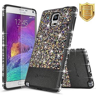 size 40 ed54d ec718 Samsung Galaxy S5 Sport Case - NageBee - Diamond Studded Hybrid ...
