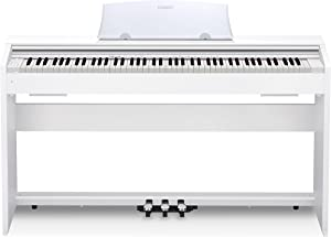 Casio PX-770 WH Privia Digital Home Piano, White