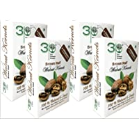 3P Kashmiri Brown Walnut Kernels Without Shell- 1 kg (250 gm X 4 packs)