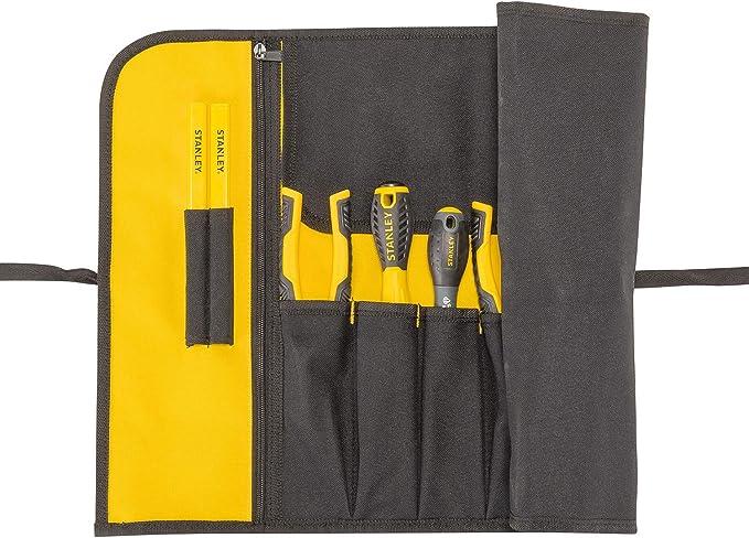 STANLEY 1-93-601 - Estuche para herramientas enrollable: Amazon.es: Bricolaje y herramientas