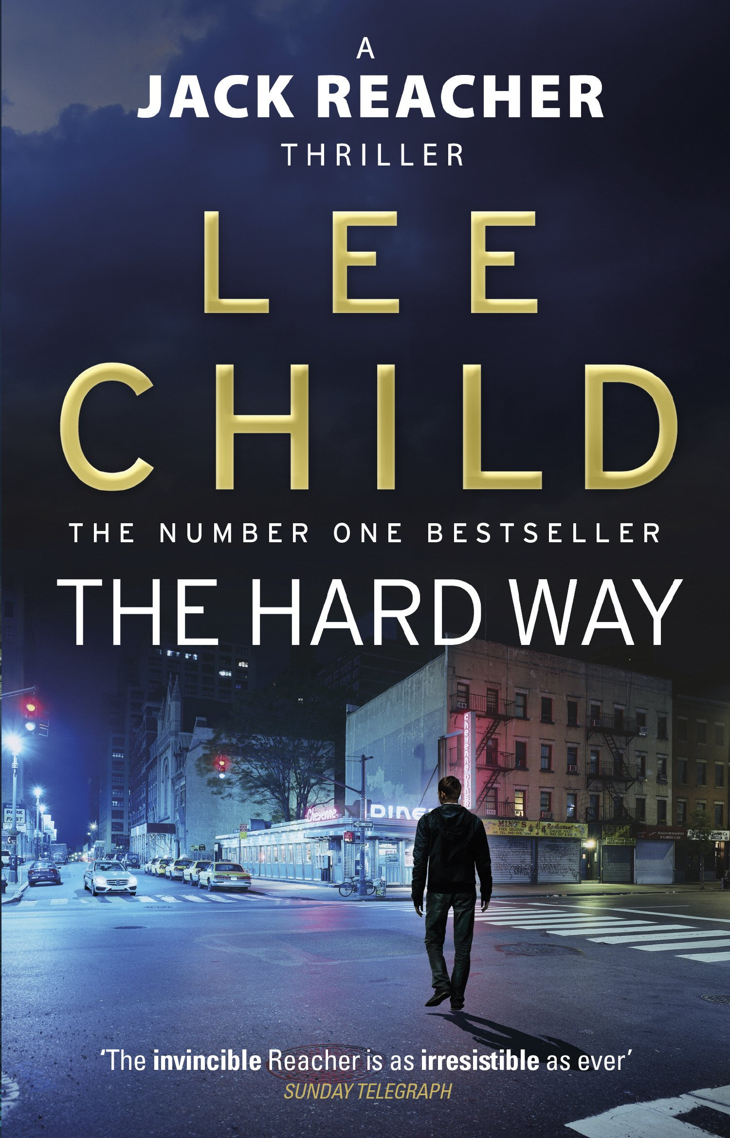 Image result for jack reacher the hard way