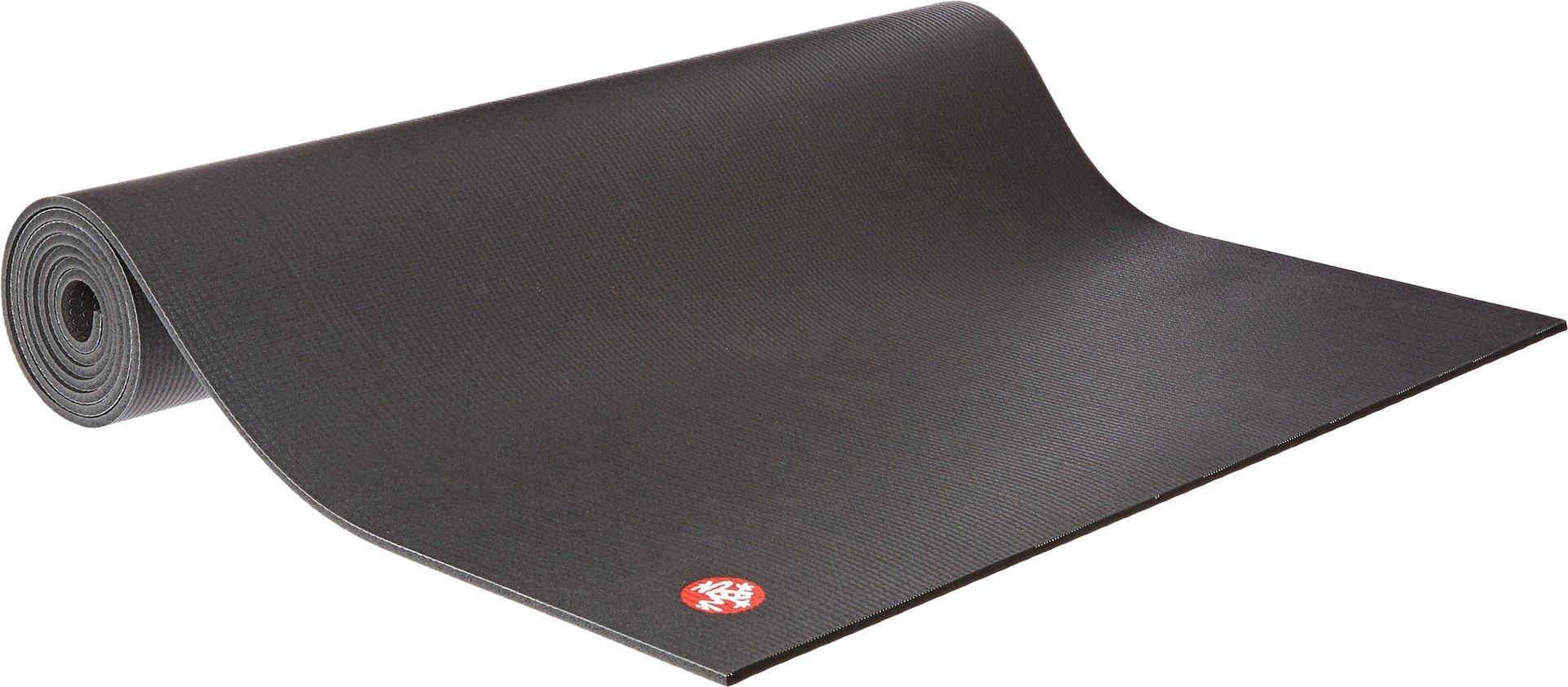 Manduka Pro Yoga Mat Black Mat PRO Extra Long by Manduka (Image #1)