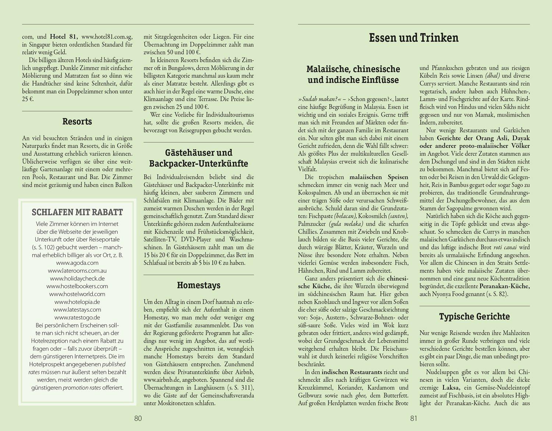 DuMont Reise-Handbuch Reiseführer Malaysia, Singapur: mit Extra ...