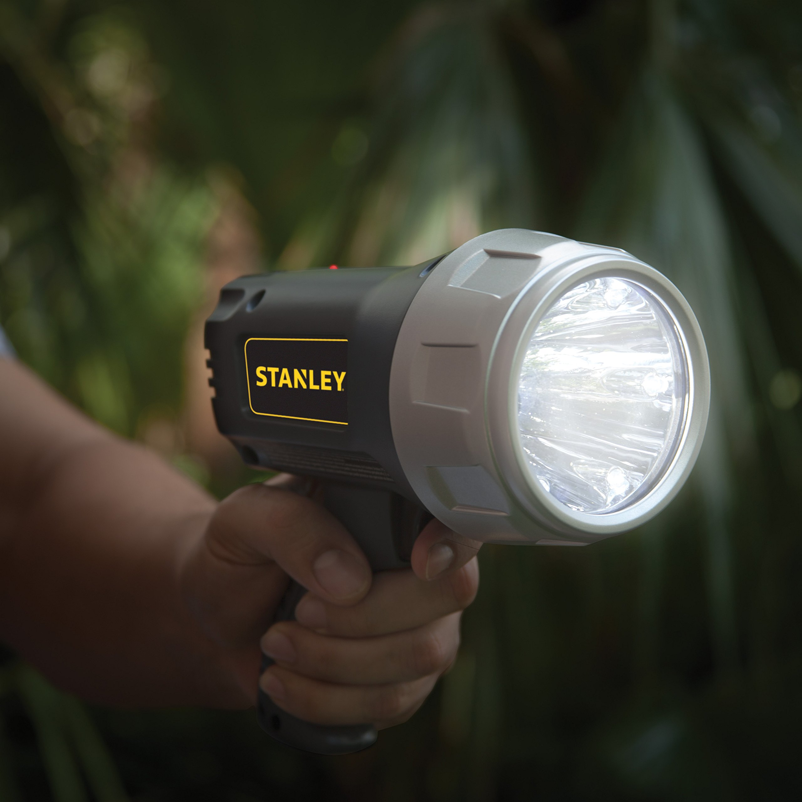 STANLEY SL3HS Rechargeable Upto 700 Lumen LED Lithium Ion Spotlight by STANLEY