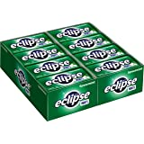 Eclipse Spearmint Sugarfree Mints, 50 Piece Tin (Pack of 16)