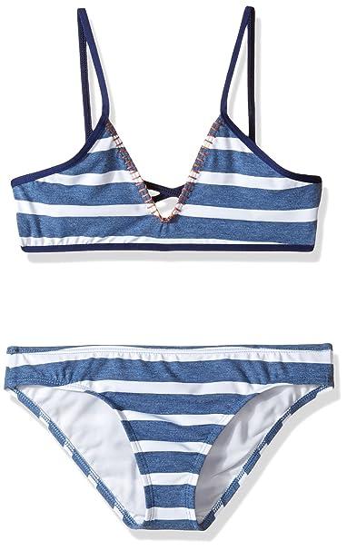 Amazon.com  Splendid Big Girls  Bralette Top and Bikini Bottom ... 1ad401f965cd
