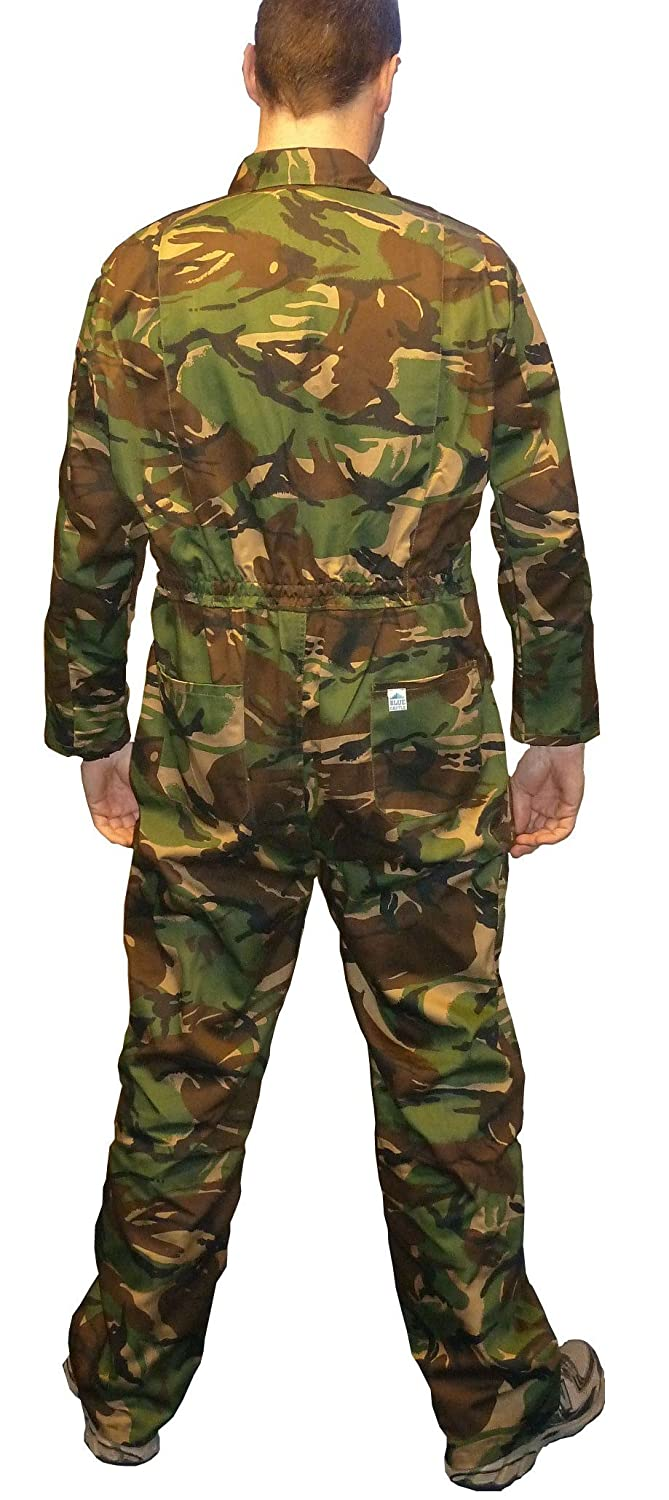 FSD Camo Overalls with free beanie hat!
