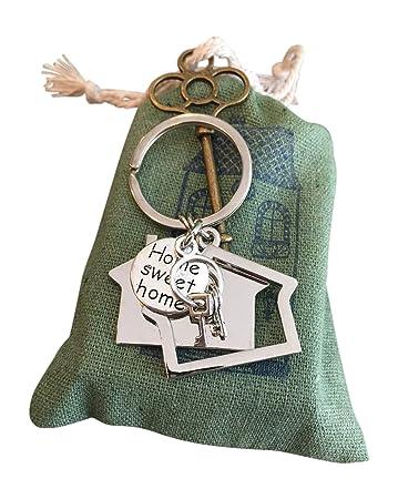 Amazon.com: Harper Olivia - Llavero para casa, regalo para ...