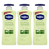 Vaseline Intensive Care hand and body lotion For Dehydrated Skin Soothing Hydration...