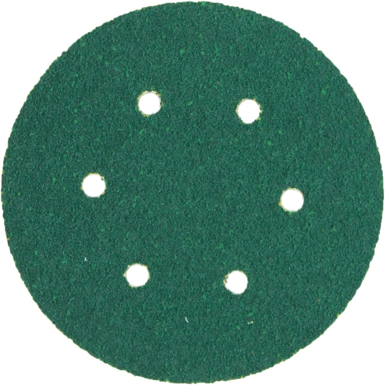 01668 6 in 100 discs per carton 3M Green Corps Stikit Production Disc Dust Free 36