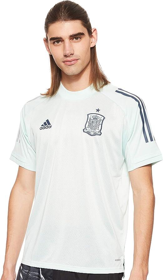 adidas Fef TR JSY Camiseta de Manga Corta Hombre: Amazon.es: Deportes y aire libre