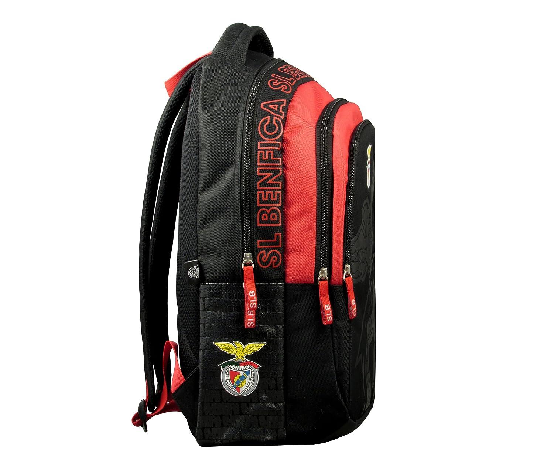 /Collection Benfica Lizenz Offizielle Rucksack Scolaire Benfica Schwarz/