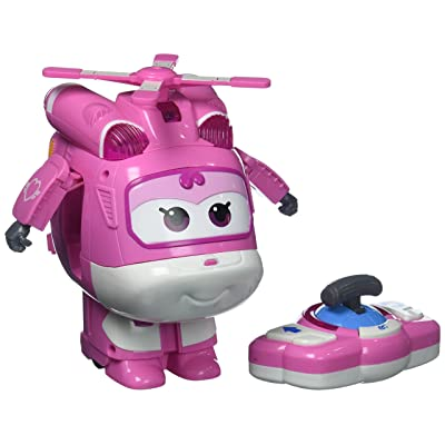 Super Wings - Dance & Transform R/C Dizzy Toy Figure: Toys & Games