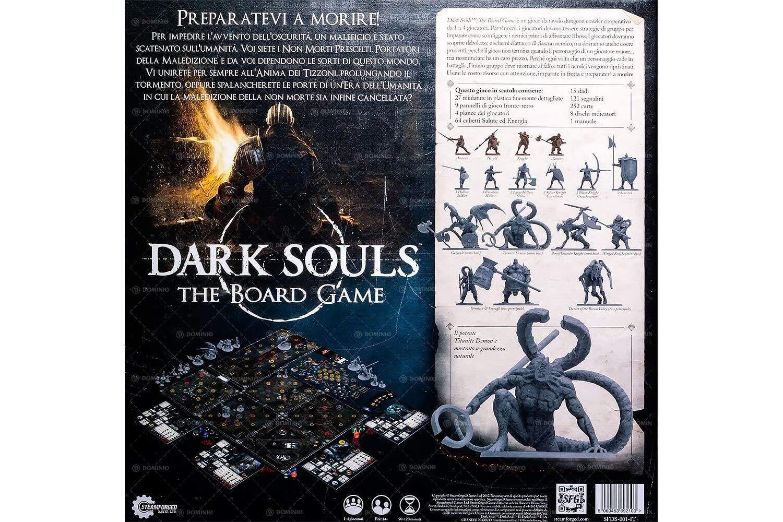 Dark Souls - Board Games Italian: Amazon.es: Juguetes y juegos