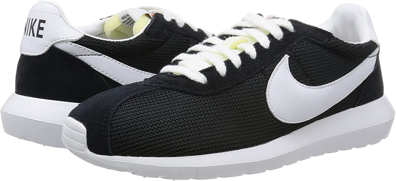 brand new 4cad2 5c7c8 Nike Men s Roshe Ld-1000 Qs Black White White Ankle-High Mesh. Back.  Double-tap to zoom