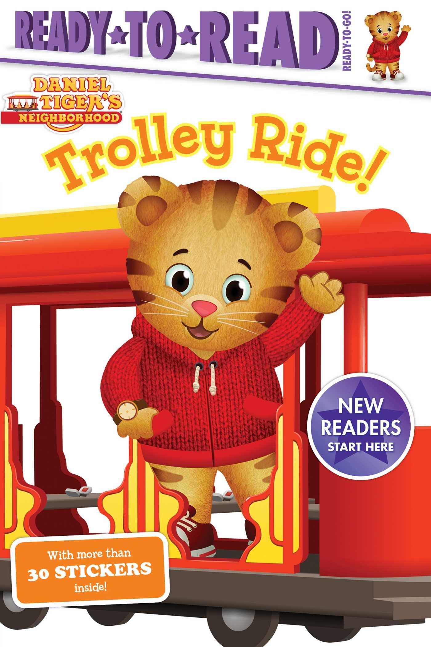 Download Trolley Ride! (Daniel Tiger's Neighborhood) pdf epub
