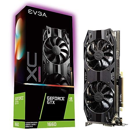 Amazon.com: EVGA GeForce GTX 1660 tarjeta gráfica: Computers ...
