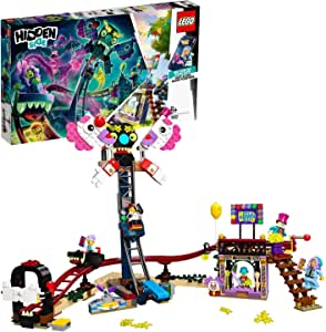 LEGO Hidden Side 70432 Haunted Fairground Building Kit (466 Pieces)