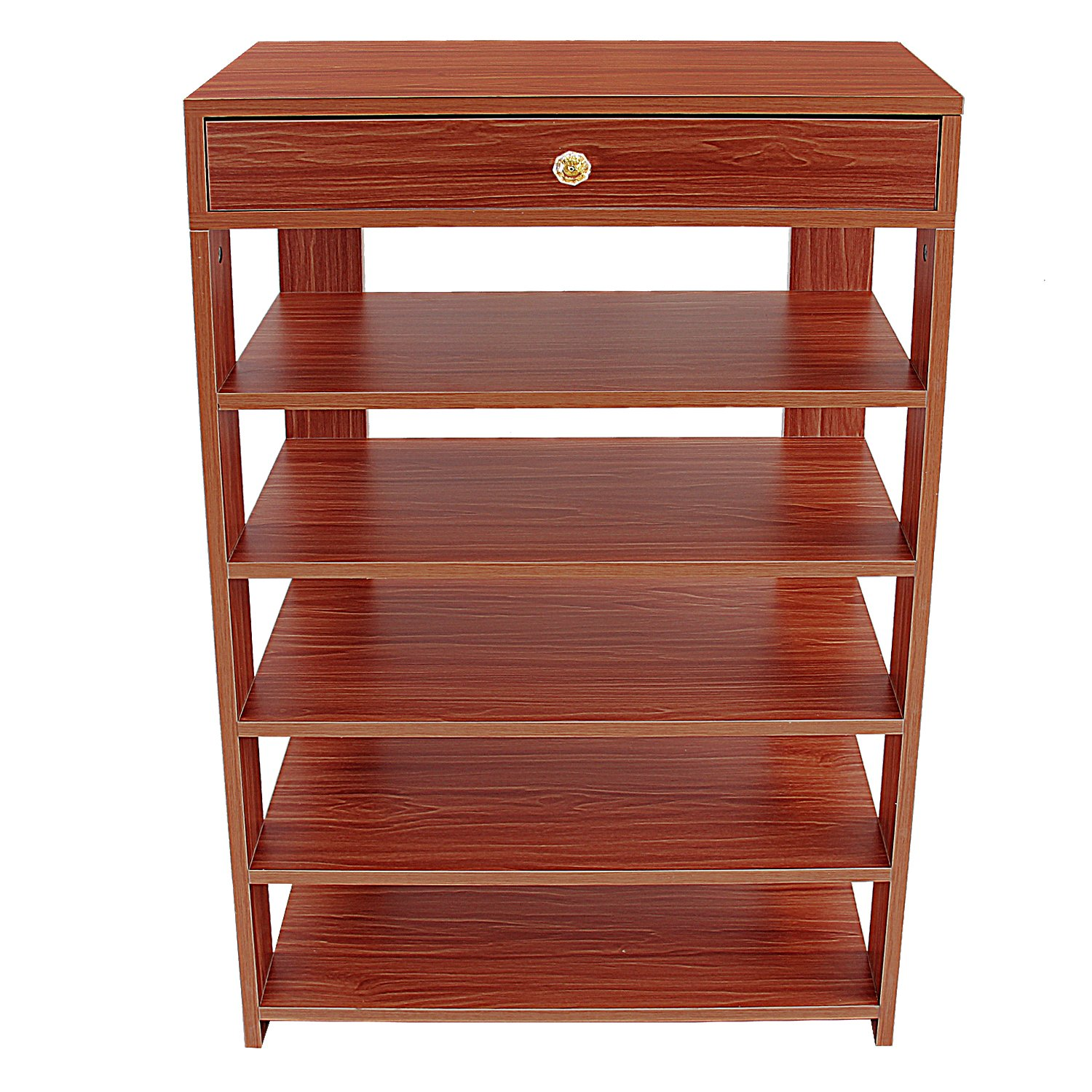 Amazoncom Jerry & Maggie  5 Tier 100% Solid Wood