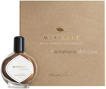 Annmarie Skin Care - Mocha Shade Minerals Multi-Purpose Foundation 10.5g